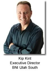 Kip Kint, Executive Director BNI Utah South